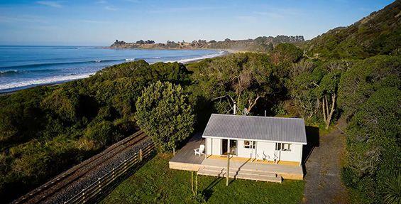 Beachfront Cottage Mangamaunu