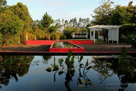 Image of the Watergarden function facilities