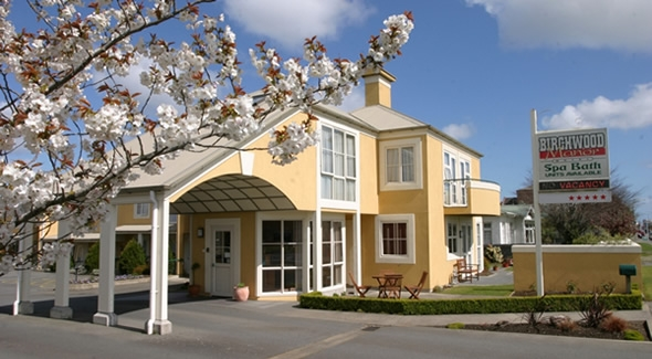 Image of Birchwood Manor Motel in Invercargill