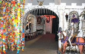 Dannevirke Fantasy Cave