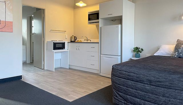 spacious Dannevirke accommodation