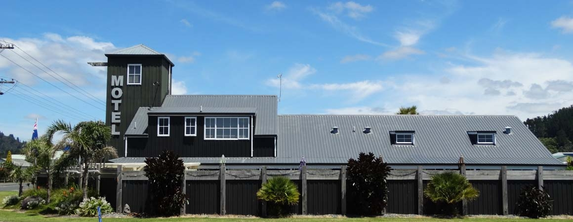 motel and conference centre in Whangamata