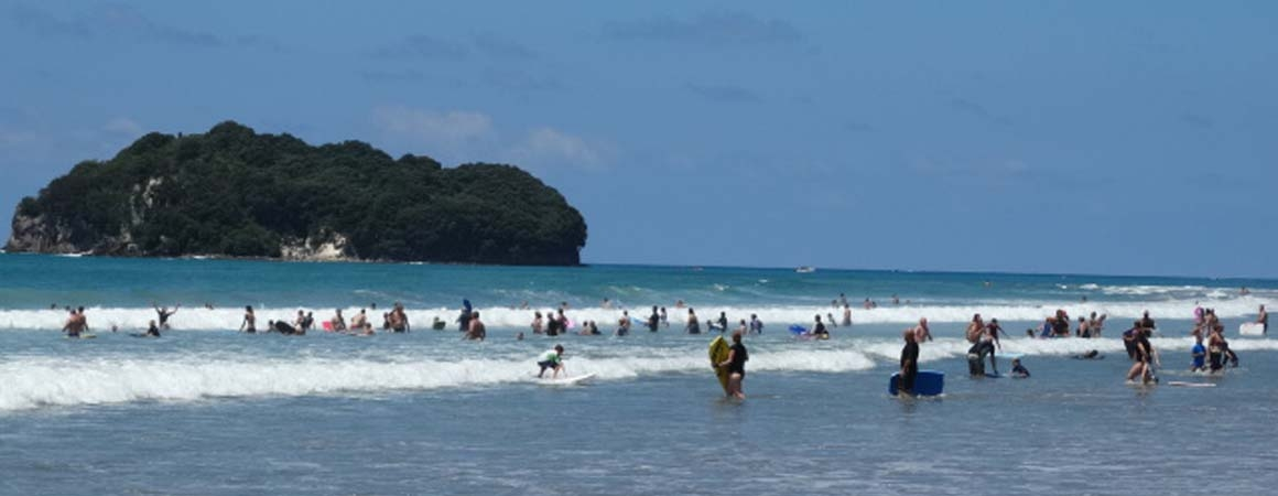 Whangamata tourist attractions