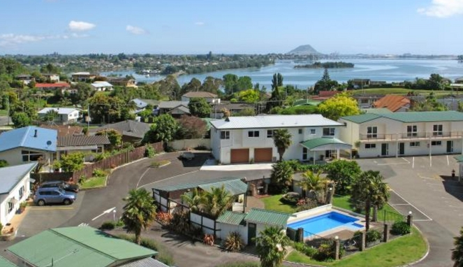 Cottage Park Thermal Motel Tauranga