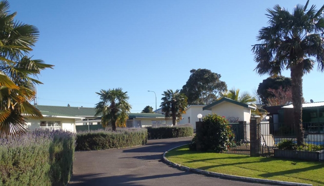 Tauranga Motel Accommodation