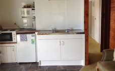 Waipu accommodation with garden views