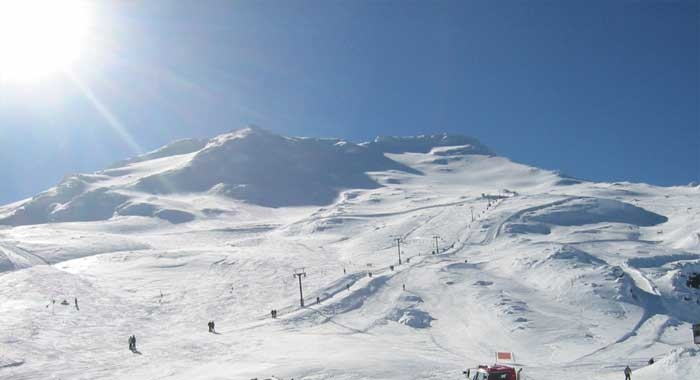 Skiing and Snowboarding in Ohakune