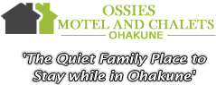 Ossies Motels & Chalets Logo