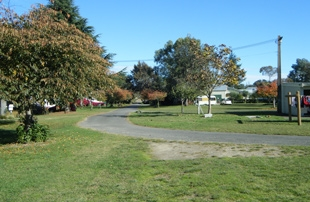 River's Edge Holiday Park in Waipawa