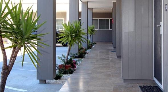 Auckland Phoenix Palm Motel rooms with ensuite