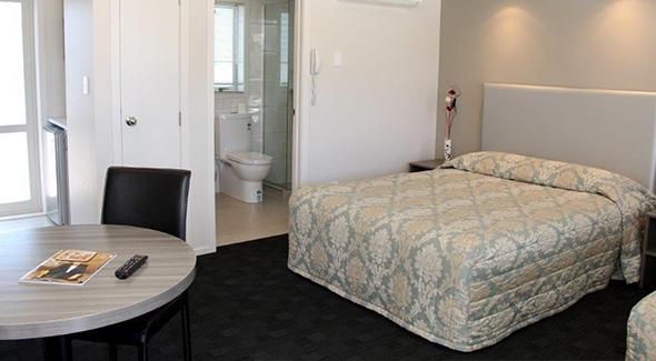 spacious ground floor Remuera units