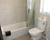 studio unit with kitchen and bathroom facilities