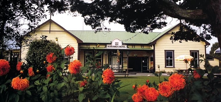 Karamea Accommodation