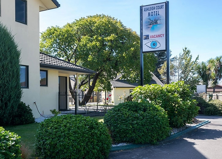 fully serviced Blenheim motel