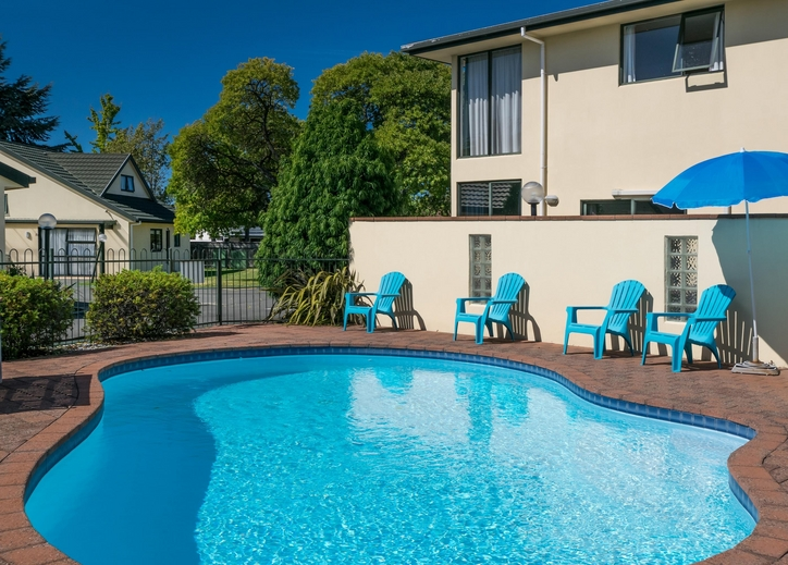 Ashleigh Court Motel Blenheim