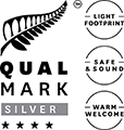 Qualmark 4-Star Silver Award