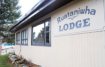 Ruataniwha Lodge