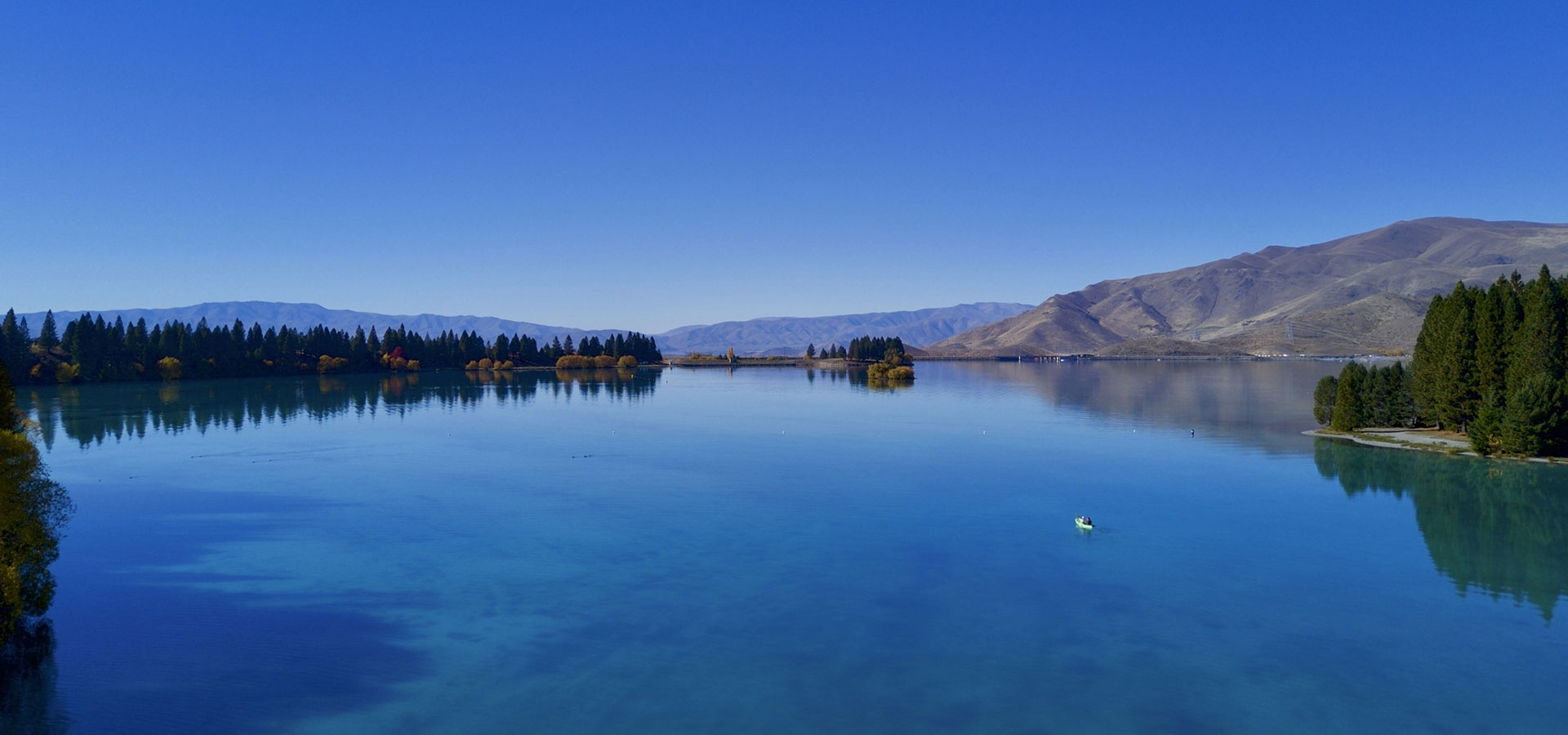 largest holiday park in Twizel