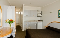 beachfront 1-bedroom unit in Napier