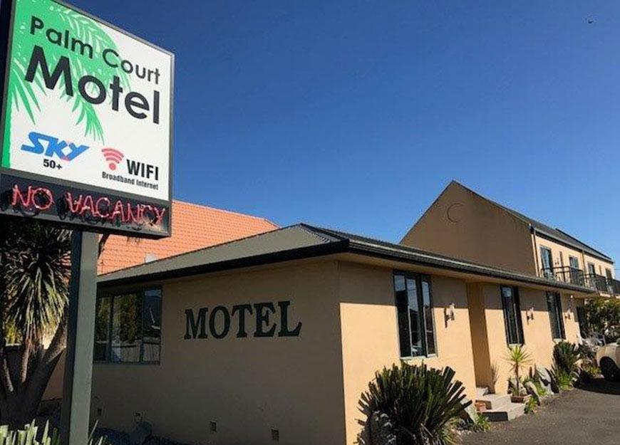 Westport motel