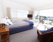 Image 2 of Premium Studio accommodation at Admirals View Lodge in Paihia