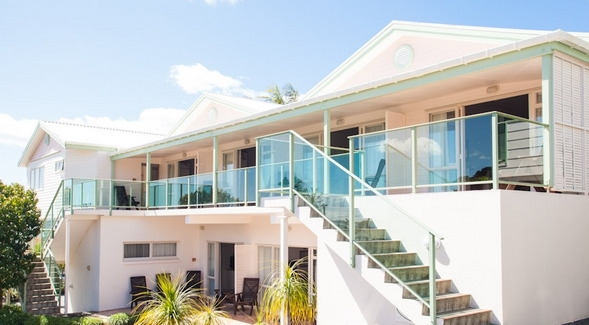 Image of Admirals View Lodge Paihia accommodation