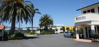 Accommodation at Pacific Palms Resort Papamoa, close to Mt Maunganui and Tauranga