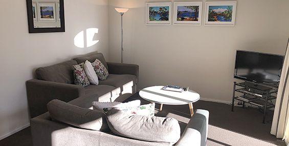 1-bedroom spa lounge