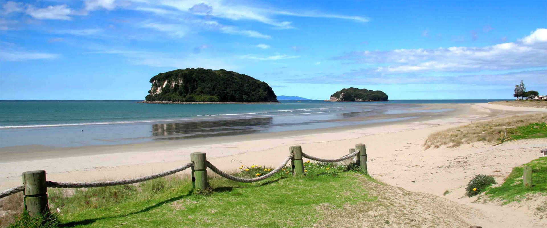 a short walk to beautiful Whangamata beach