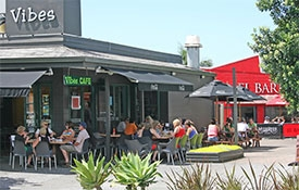 Whangamata restaurants and cafes