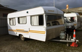 rent caravan at affordable price
