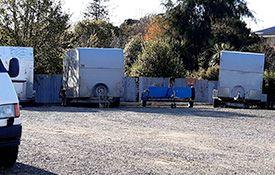 standard trailers