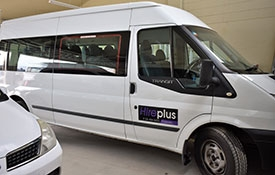 safe and reliable van