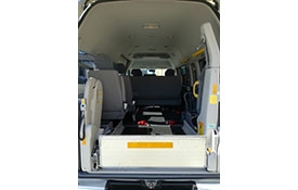 hire disability vans