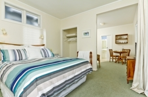 Devonport Motel bedrooms