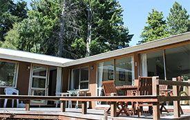 silver birch holiday home