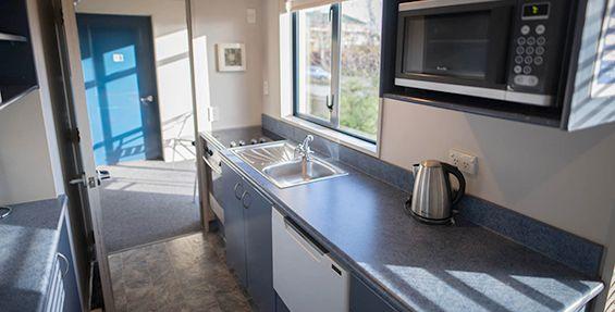 2-bedroom suite kitchen
