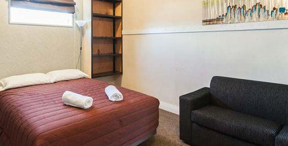 4-bedroom house bedroom