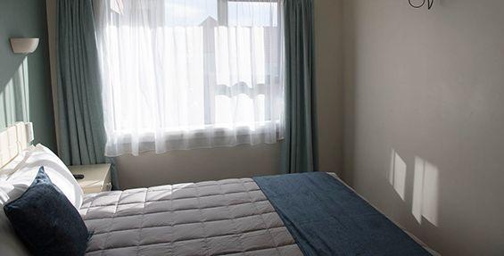 1-bedroom suit bedroom