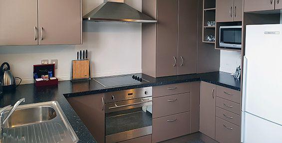 2-bedroom apt (b) kitchen
