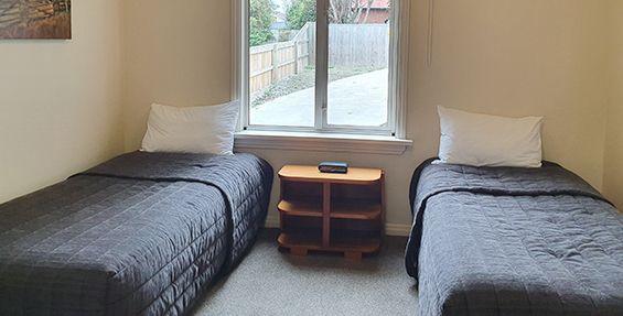 2-bedroom apt (d) bedroom