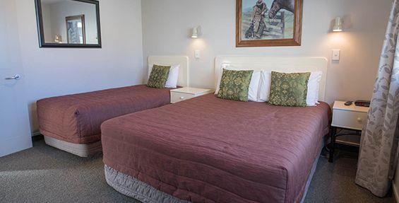 2-bedroom suite bedroom #1