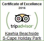 TripAdvisor 2016 Winner