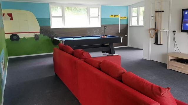 camp lounge