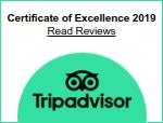 TripAdvisor 2019 Winner