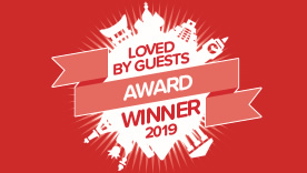 Loved by guests award winner