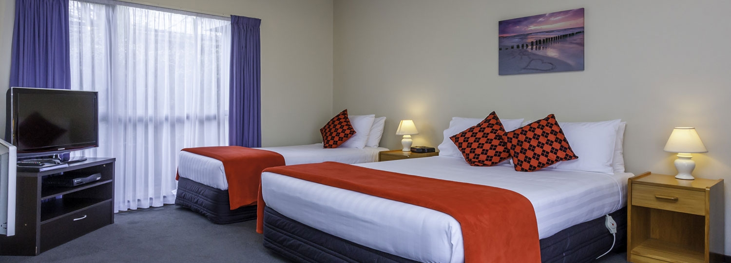 Christchurch luxury motel