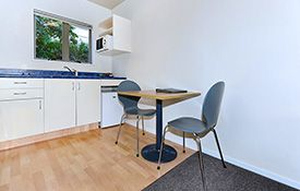 access studio unit kitchen