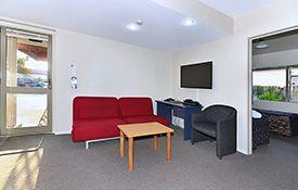 2-bedroom unit work desk