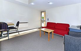 2-bedroom unit sofa